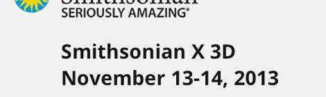 Conferência Smithsonian X 3D